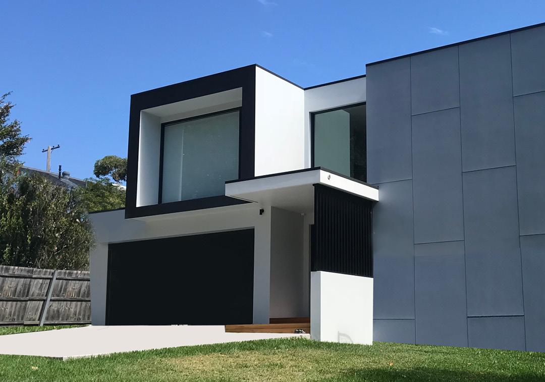 Modern new build